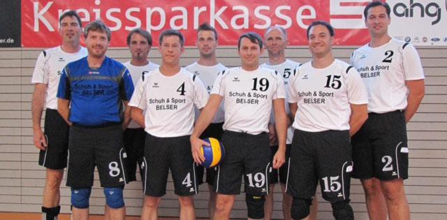 SVR_Volleyball_Mannschaft